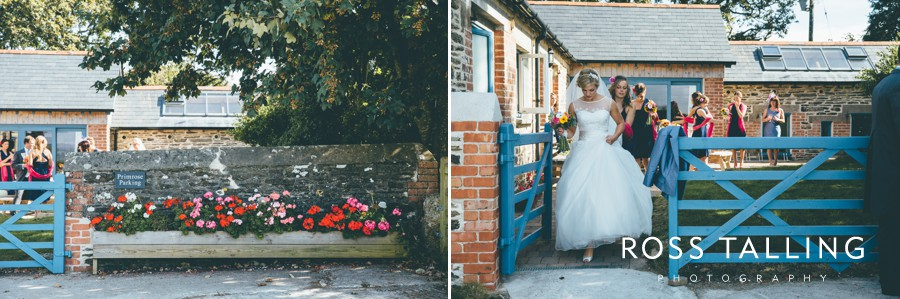 Wedding Photography Cornwall Polkerris Beach by Ross Talling Hollie & George_0027