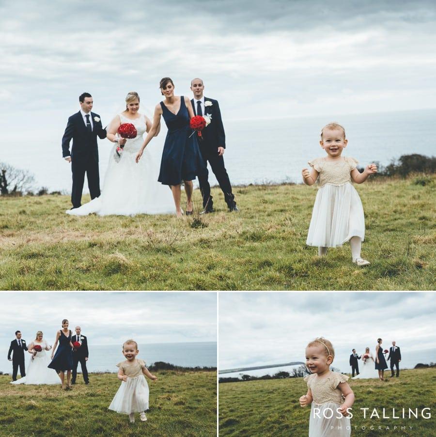 Carlyon Bay Hotel Wedding Photography Cornwall - Laura & Adam_0056
