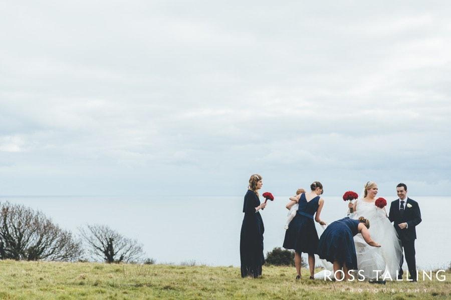 Carlyon Bay Hotel Wedding Photography Cornwall - Laura & Adam_0055