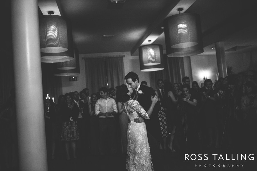 Fowey Hall Wedding Photography Cornwall - Kirsty & Rob_0125