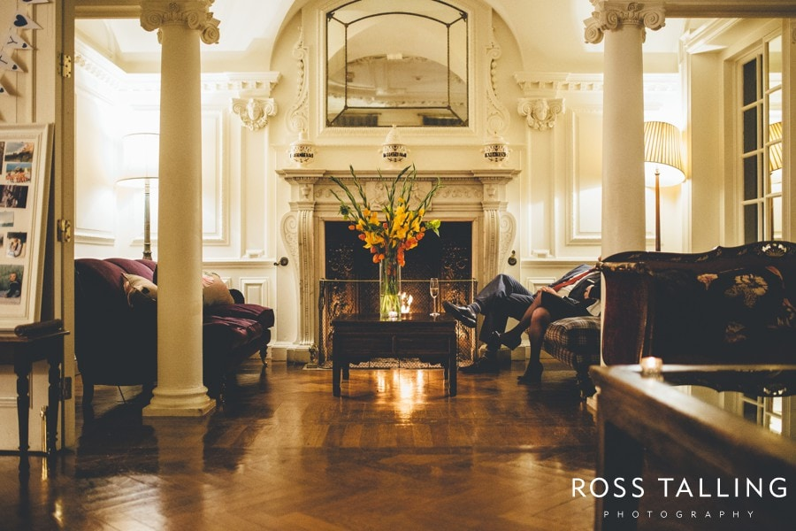 Fowey Hall Wedding Photography Cornwall - Kirsty & Rob_0111