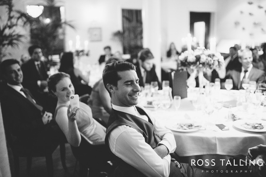 Fowey Hall Wedding Photography Cornwall - Kirsty & Rob_0092