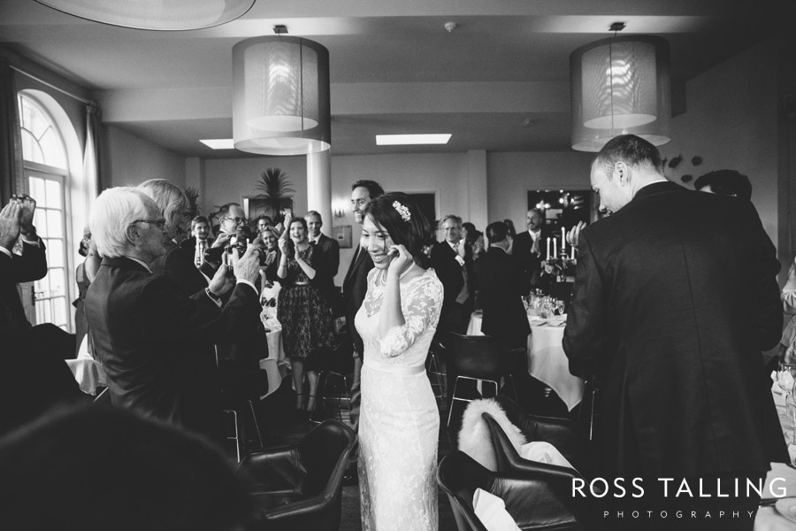 Fowey Hall Wedding Photography Cornwall - Kirsty & Rob_0090