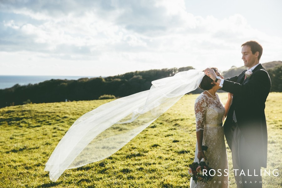 Fowey Hall Wedding Photography Cornwall - Kirsty & Rob_0077