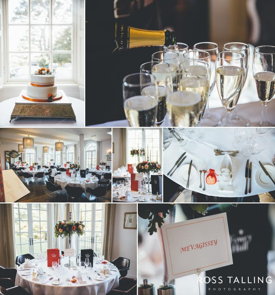 Fowey Hall Wedding Photography Cornwall - Kirsty & Rob_0064