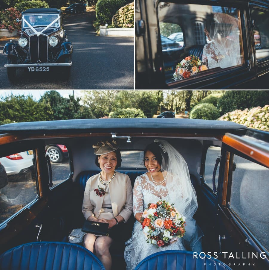 Fowey Hall Wedding Photography Cornwall - Kirsty & Rob_0040