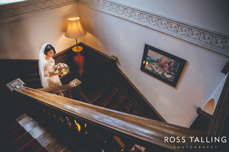 Fowey Hall Wedding Photography Cornwall - Kirsty & Rob_0039