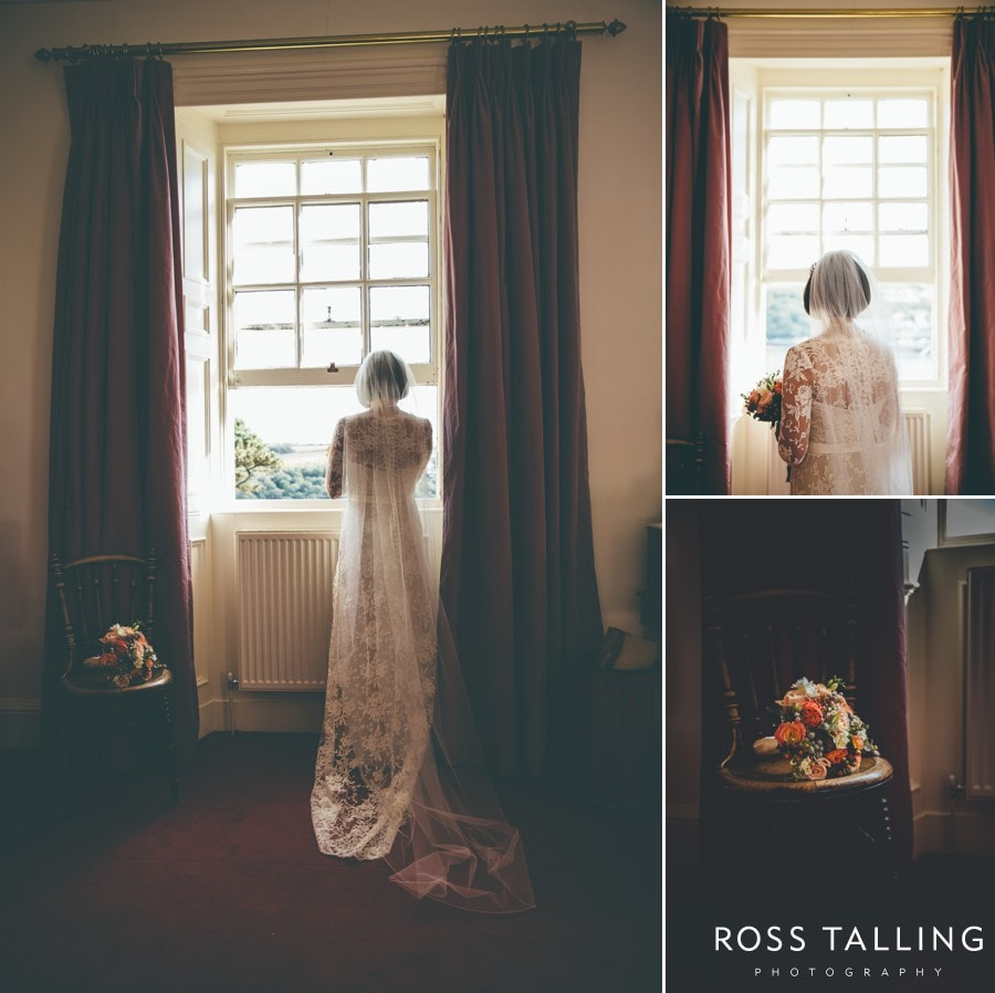Fowey Hall Wedding Photography Cornwall - Kirsty & Rob_0038