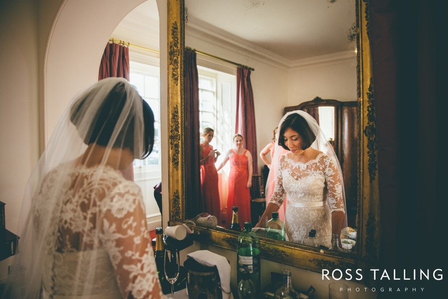 Fowey Hall Wedding Photography Cornwall - Kirsty & Rob_0036