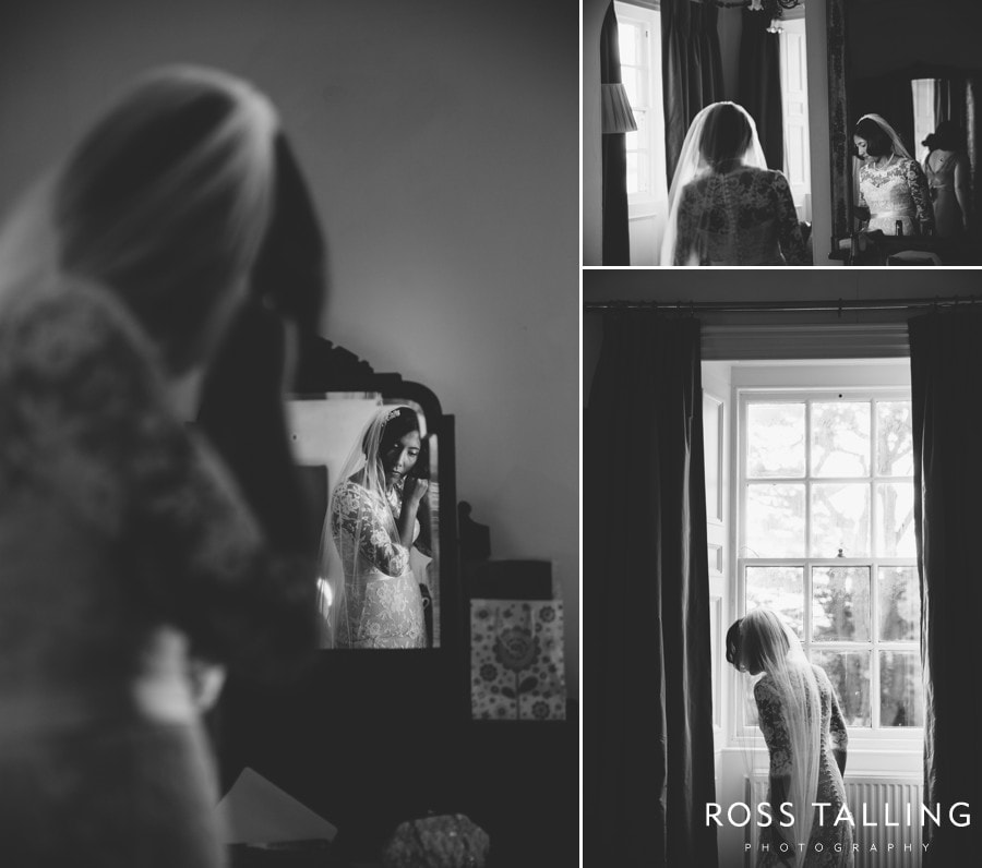 Fowey Hall Wedding Photography Cornwall - Kirsty & Rob_0035