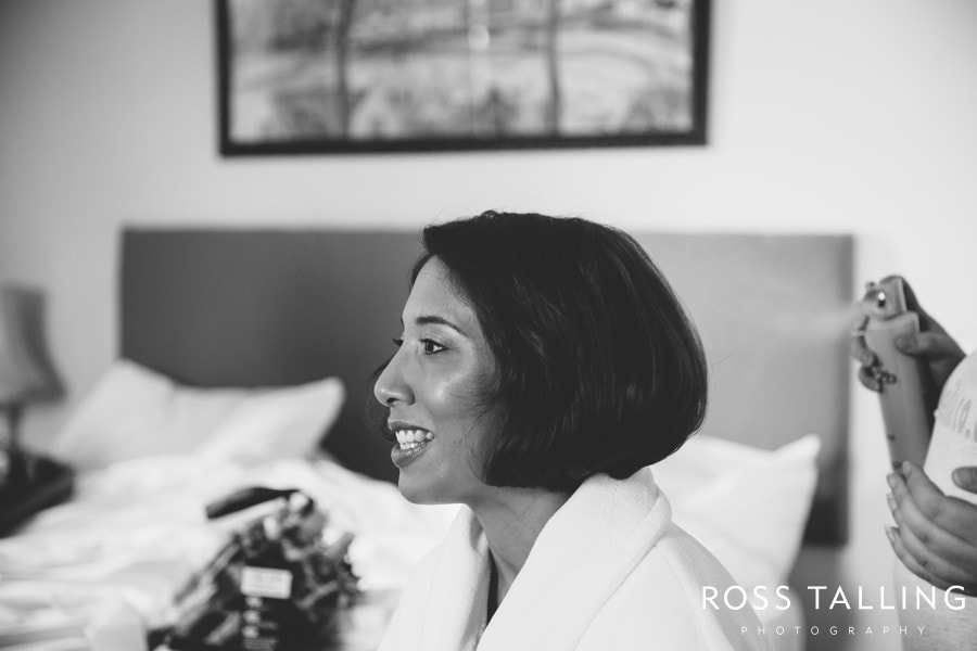 Fowey Hall Wedding Photography Cornwall - Kirsty & Rob_0030