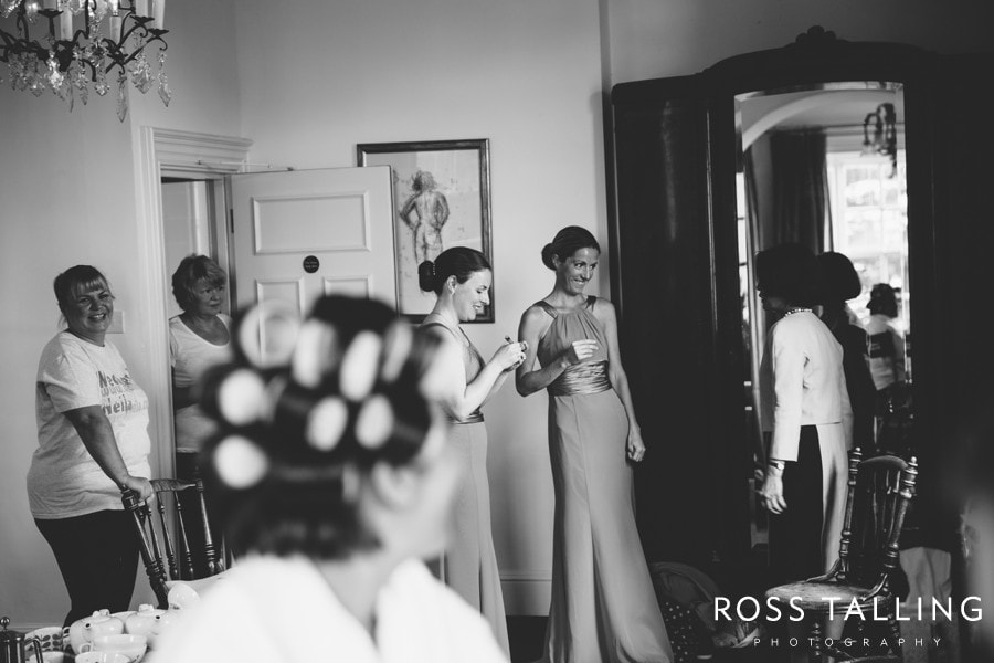 Fowey Hall Wedding Photography Cornwall - Kirsty & Rob_0027