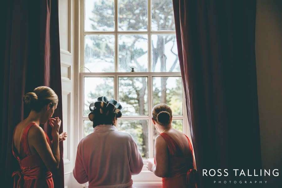 Fowey Hall Wedding Photography Cornwall - Kirsty & Rob_0020