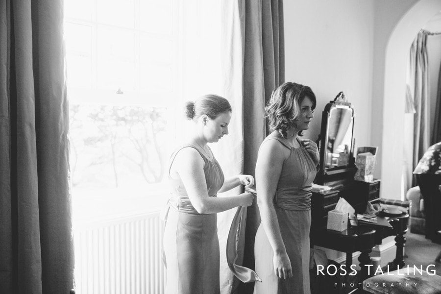 Fowey Hall Wedding Photography Cornwall - Kirsty & Rob_0018