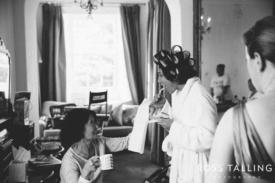 Fowey Hall Wedding Photography Cornwall - Kirsty & Rob_0017
