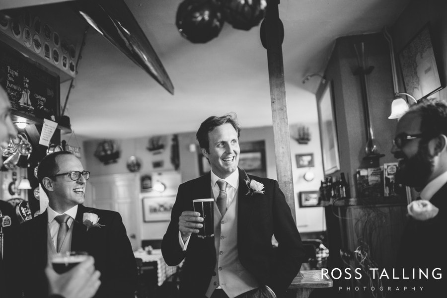 Fowey Hall Wedding Photography Cornwall - Kirsty & Rob_0012