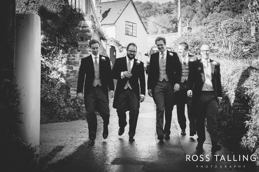Fowey Hall Wedding Photography Cornwall - Kirsty & Rob_0010