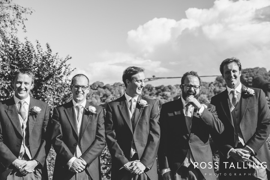 Fowey Hall Wedding Photography Cornwall - Kirsty & Rob_0009