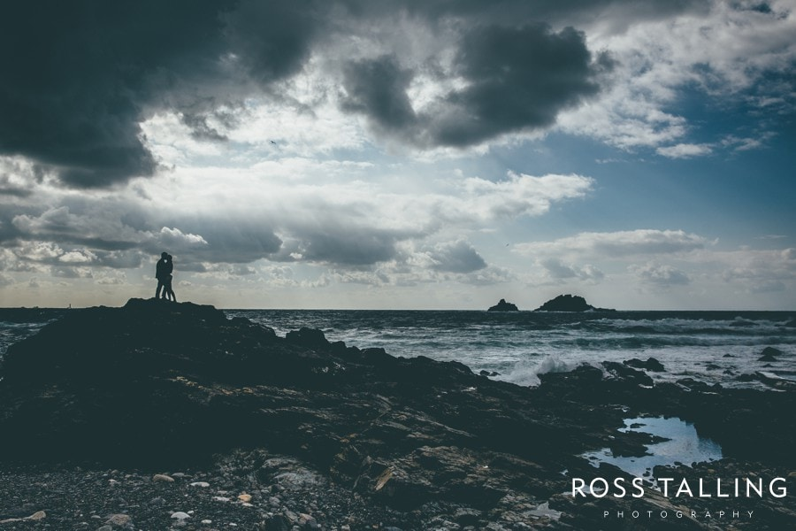 Elopement Wedding Cornwall Boho House - Wedding Photography by Ross Talling_0041