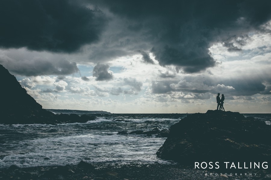 Elopement Wedding Cornwall Boho House - Wedding Photography by Ross Talling_0040