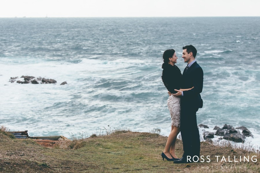 Elopement Wedding Cornwall Boho House - Wedding Photography by Ross Talling_0037