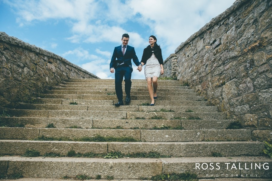 Elopement Wedding Cornwall Boho House - Wedding Photography by Ross Talling_0034