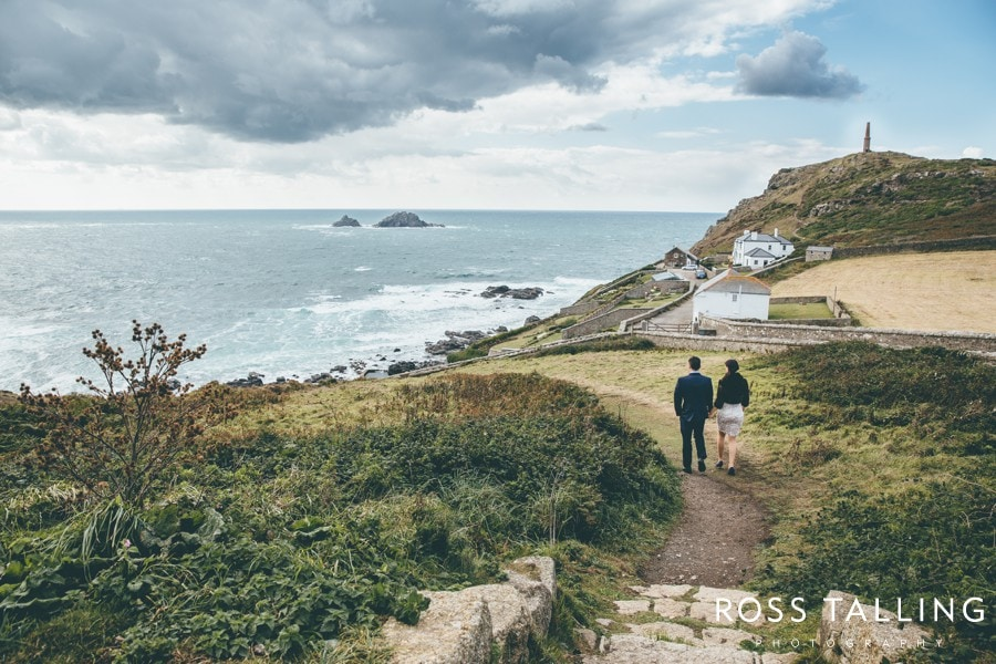 Elopement Wedding Cornwall Boho House - Wedding Photography by Ross Talling_0033
