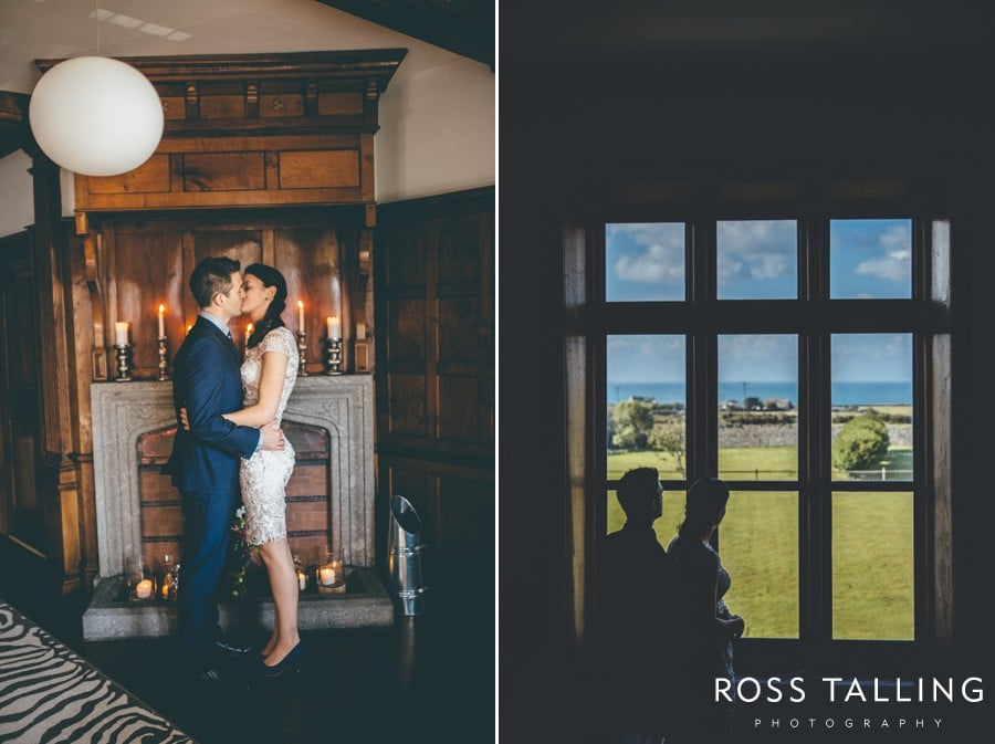 Elopement Wedding Cornwall Boho House - Wedding Photography by Ross Talling_0028