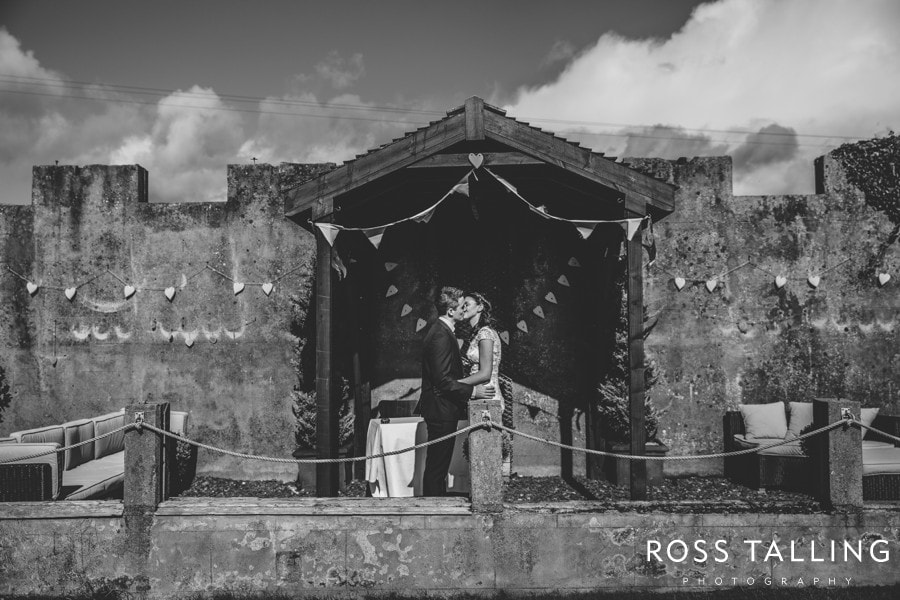 Elopement Wedding Cornwall Boho House - Wedding Photography by Ross Talling_0023
