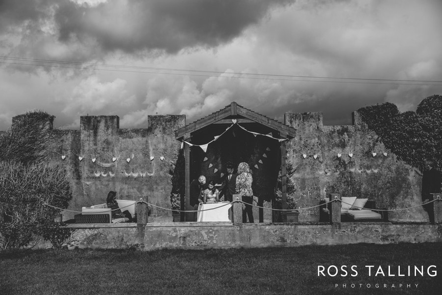 Elopement Wedding Cornwall Boho House - Wedding Photography by Ross Talling_0021