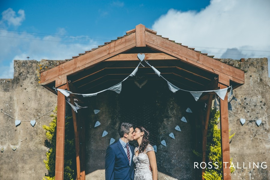 Elopement Wedding Cornwall Boho House - Wedding Photography by Ross Talling_0020