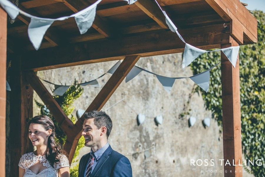 Elopement Wedding Cornwall Boho House - Wedding Photography by Ross Talling_0019