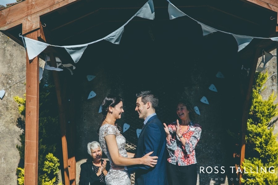 Elopement Wedding Cornwall Boho House - Wedding Photography by Ross Talling_0018
