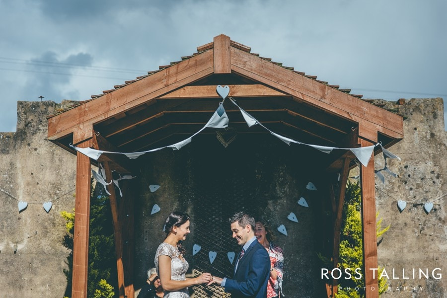 Elopement Wedding Cornwall Boho House - Wedding Photography by Ross Talling_0015