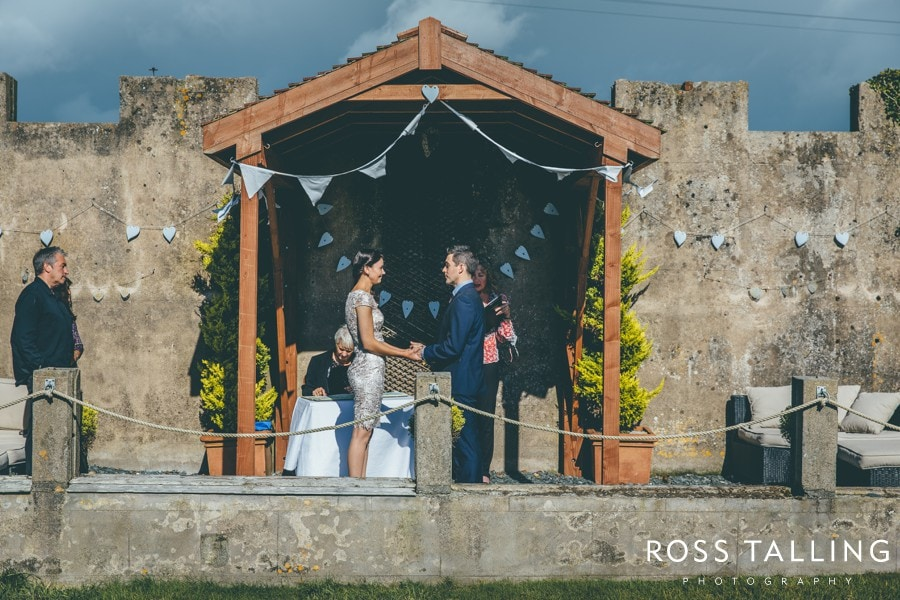 Elopement Wedding Cornwall Boho House - Wedding Photography by Ross Talling_0013