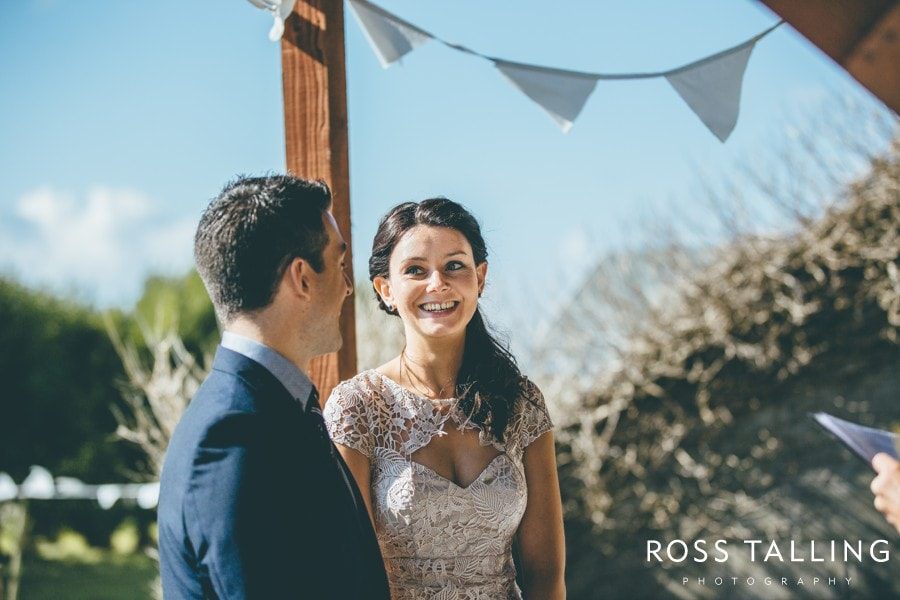 Elopement Wedding Cornwall Boho House - Wedding Photography by Ross Talling_0011