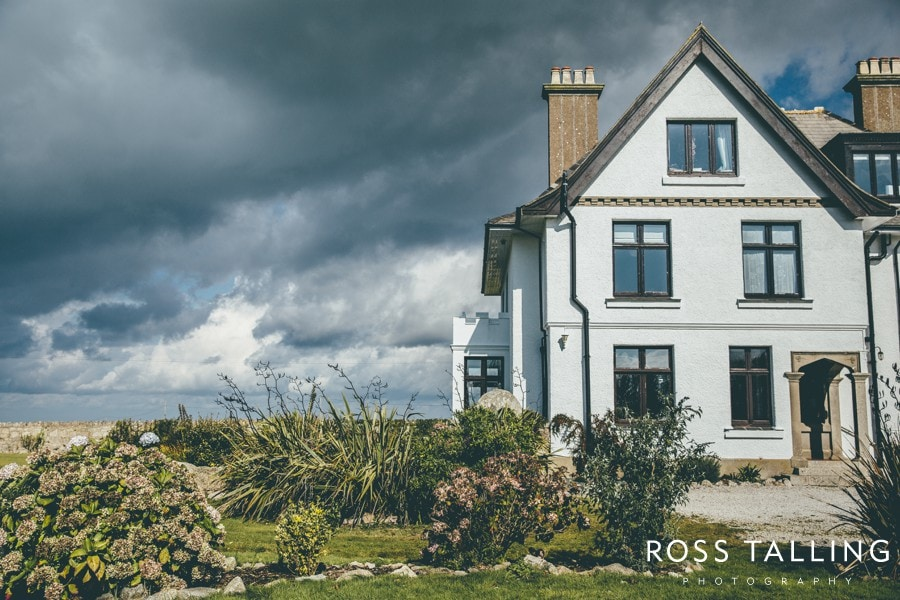 Elopement Wedding Cornwall Boho House - Wedding Photography by Ross Talling_0007