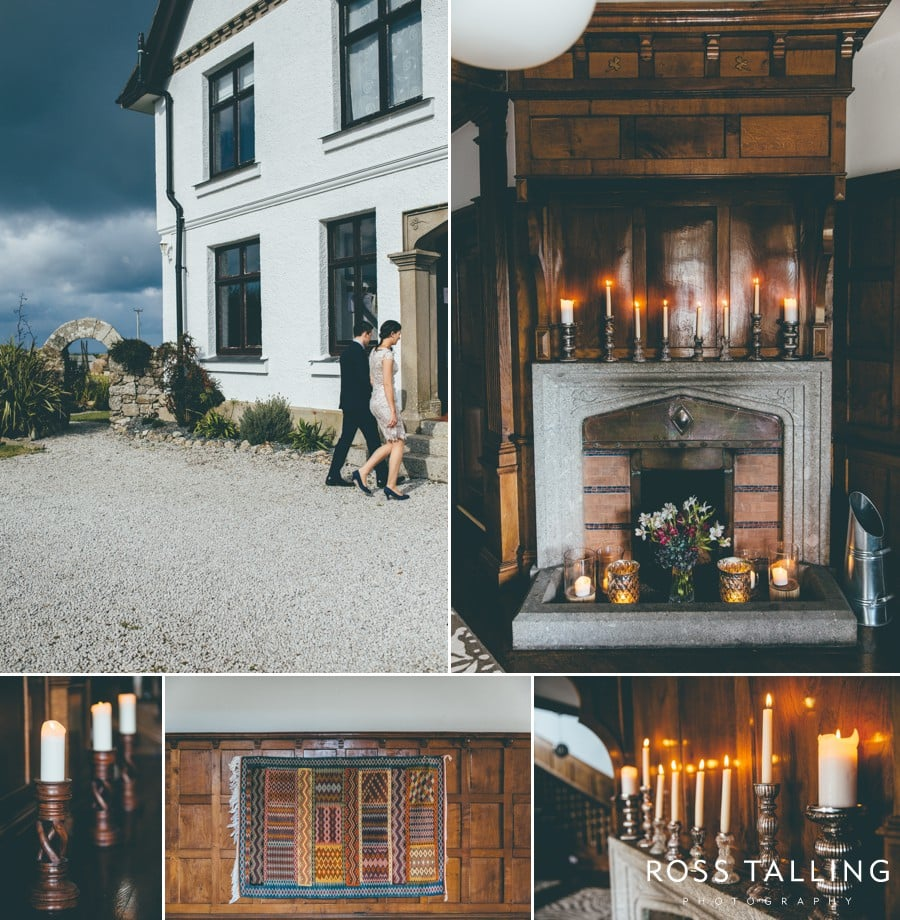 Elopement Wedding Cornwall Boho House - Wedding Photography by Ross Talling_0006