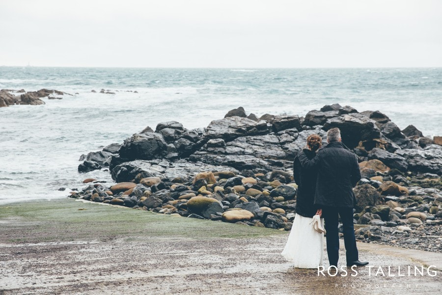 Cornwall Wedding Photography Boho Elopement Wedding - Nicola & Stephen_0040