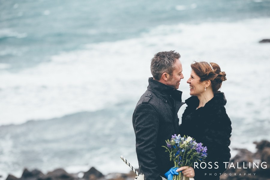 Cornwall Wedding Photography Boho Elopement Wedding - Nicola & Stephen_0036