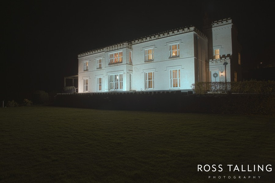 Wedding Venue :: Polpier House :: Winter shoot