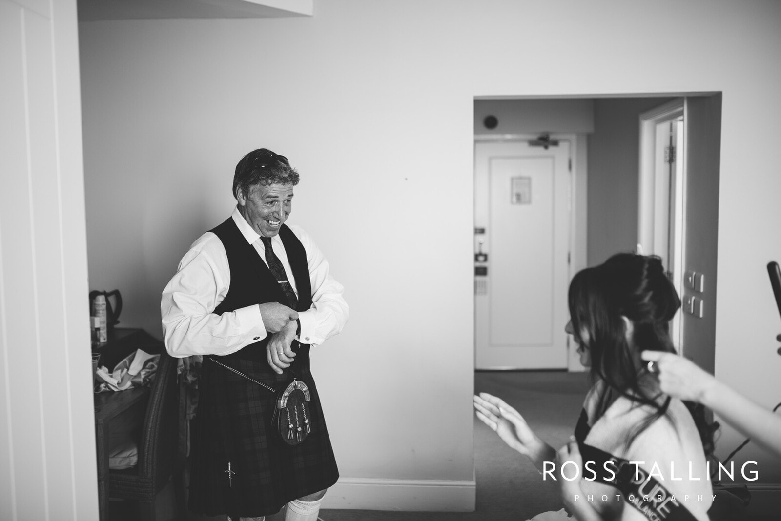 Wedding Photography at the St Ives Harbour Hotel_0007
