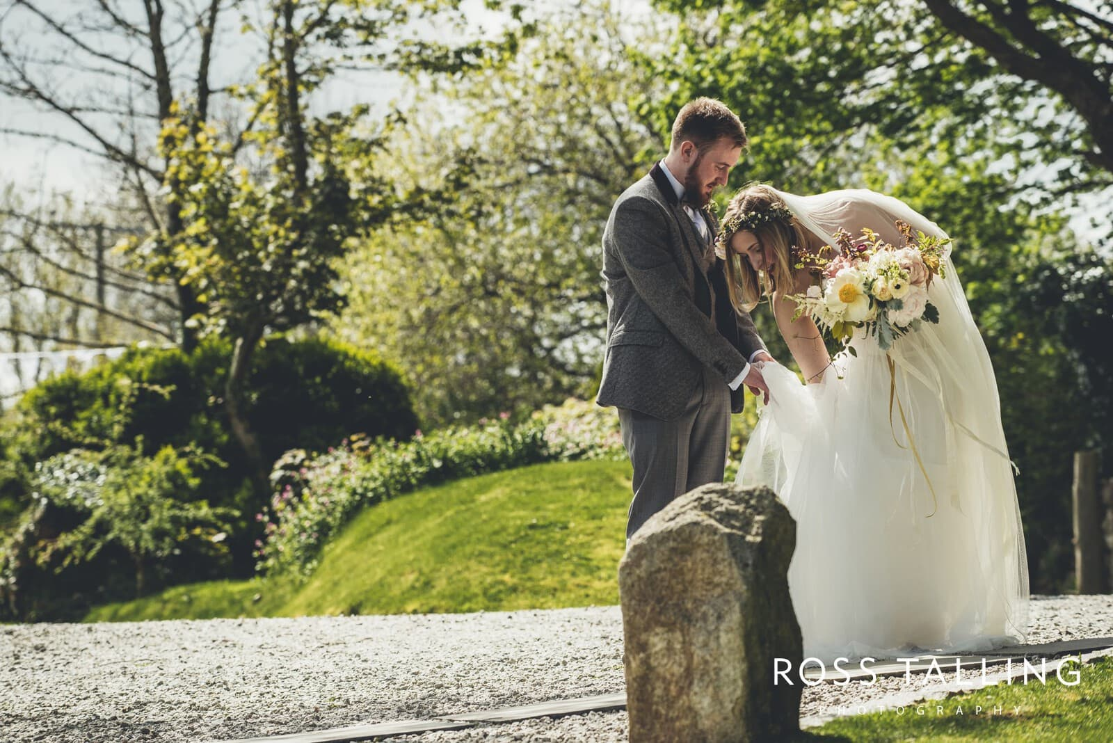 Wedding Photography at the Green Cornwall_0045