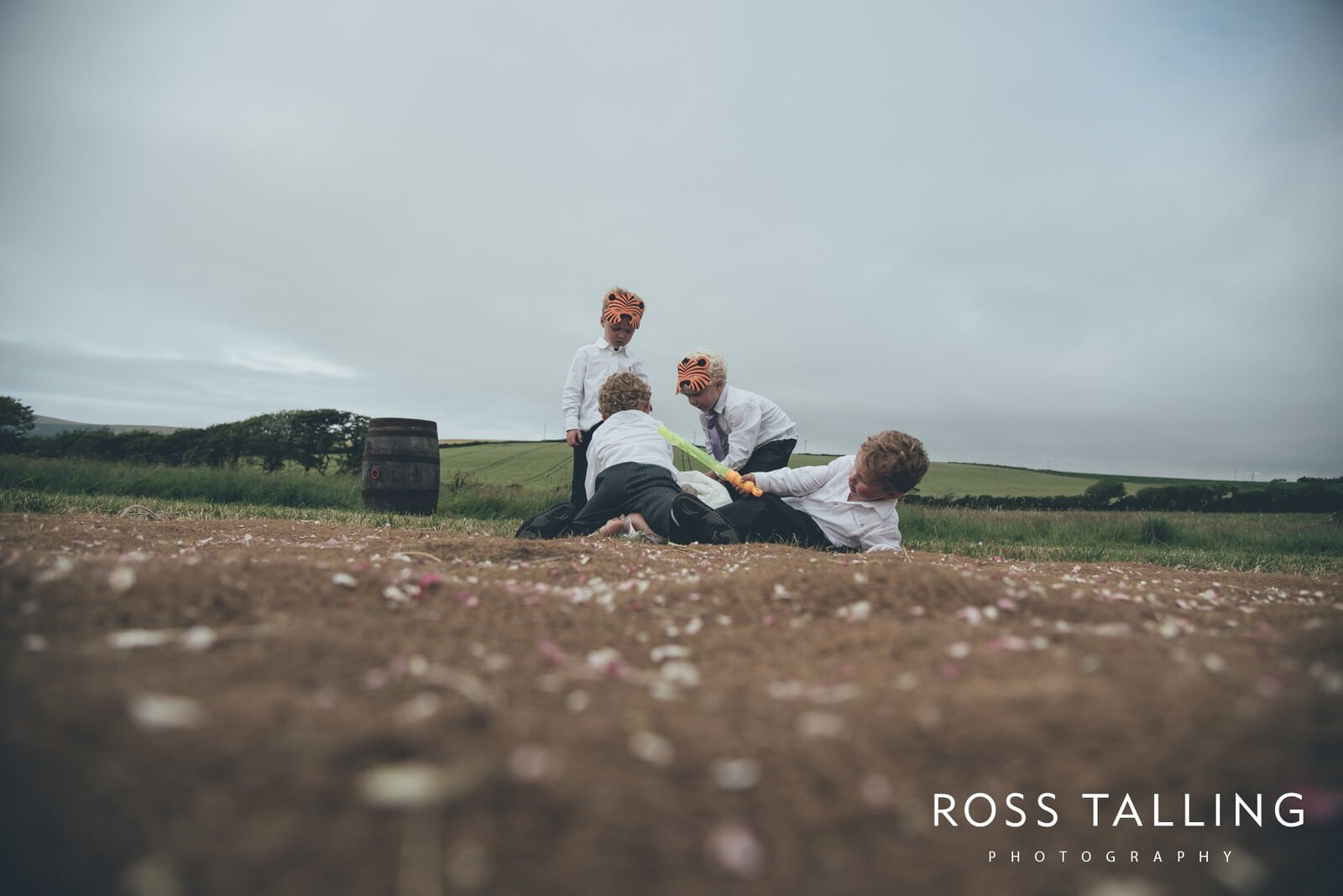Wedding Photography Cornwall - Laura and Aron_0119