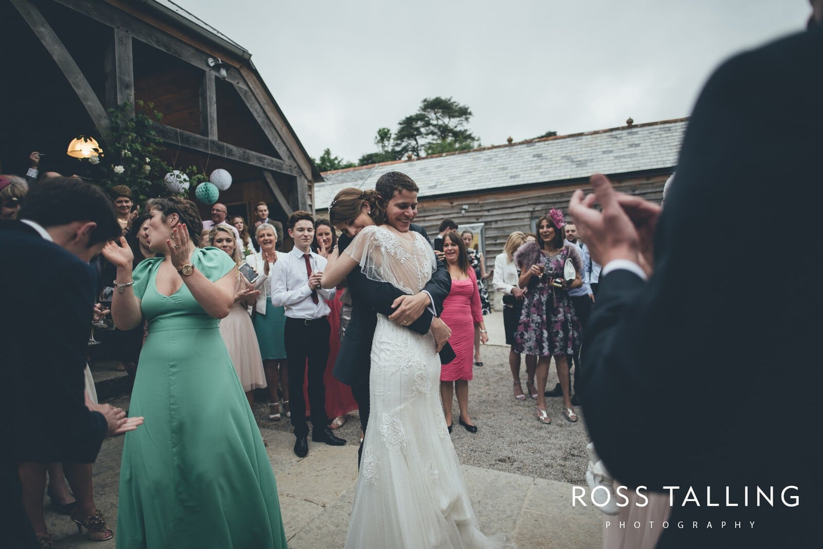 Wedding Photography Cornwall - Nancarrow Farm - Jess & Dave_0099