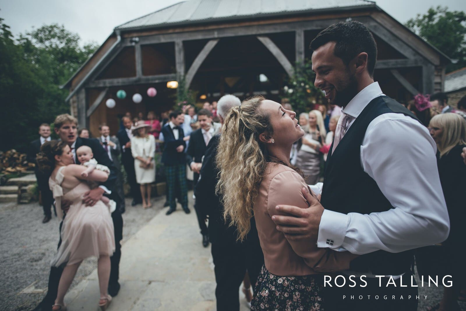 Wedding Photography Cornwall - Nancarrow Farm - Jess & Dave_0098