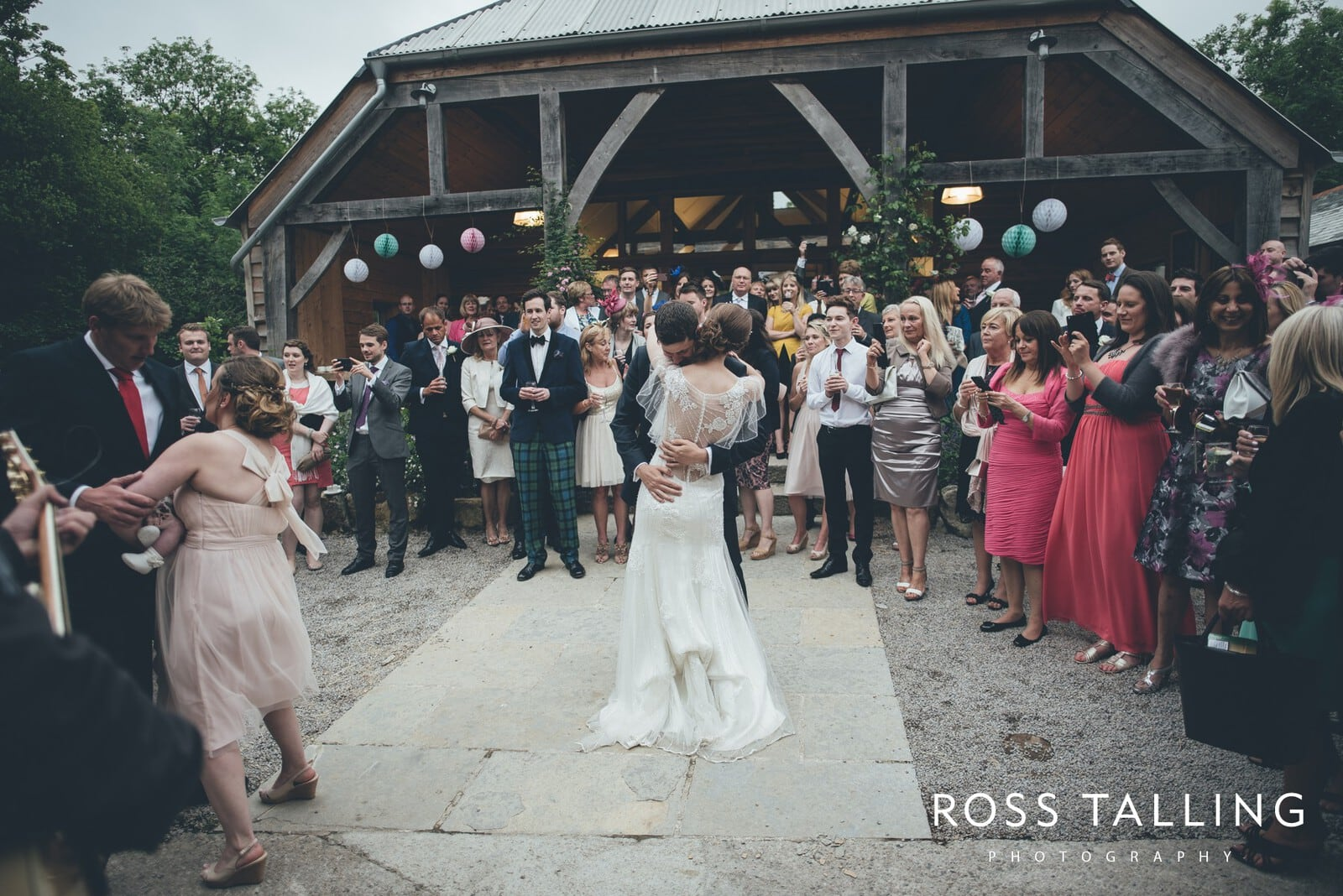 Wedding Photography Cornwall - Nancarrow Farm - Jess & Dave_0097
