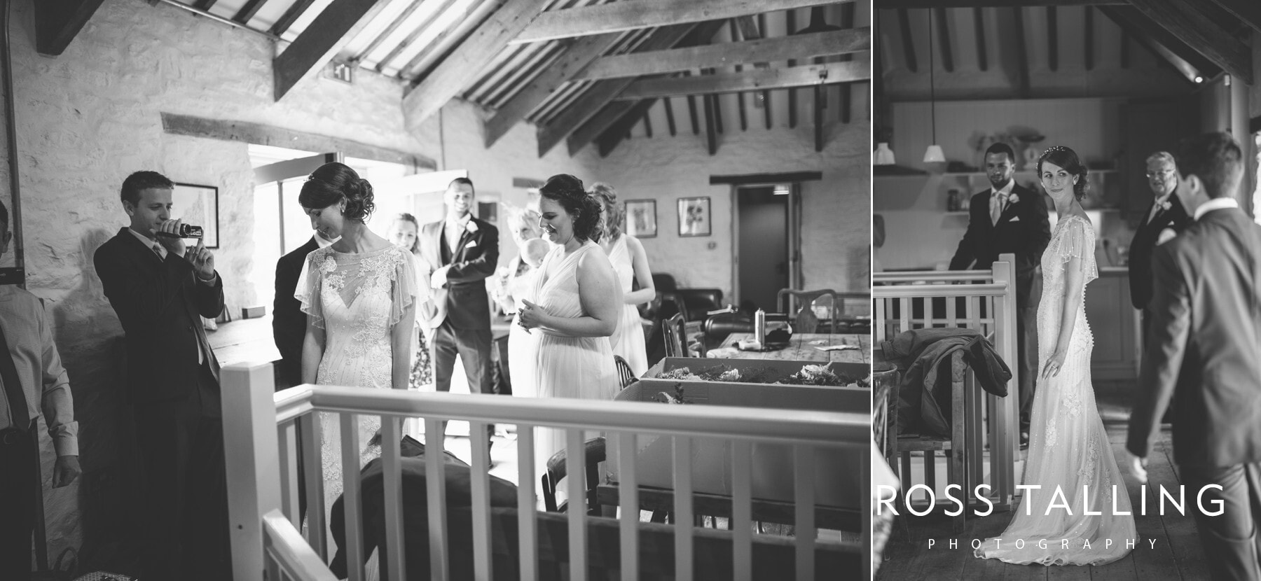Wedding Photography Cornwall - Nancarrow Farm - Jess & Dave_0018