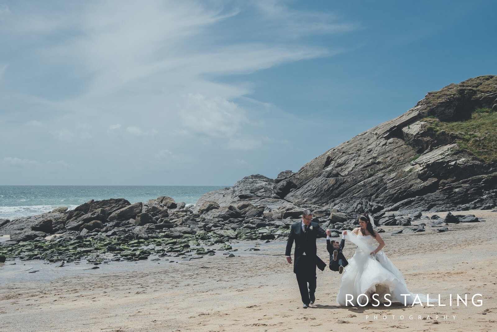 Wedding Photography Cornwall - Sharon & Byron_0053