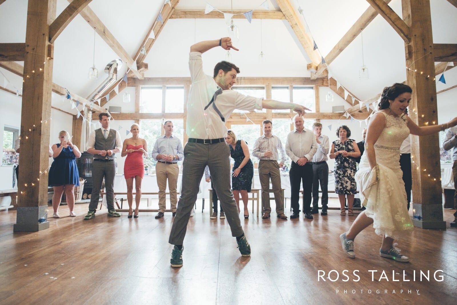 Coolest First Dance Ever Breakdancing Bride and Groom Jasmin and Ben Barnicoat_0007